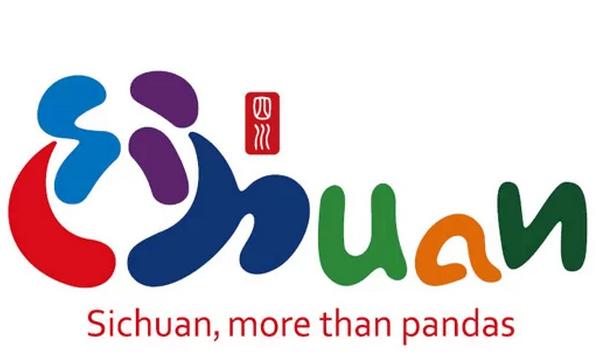 """5月9日 富含大熊猫元素的四川全球旅游形象新标识9日在港发布。 新标识由""""四川""""的英文字母""""SICHUAN""""组成;而SICH四个字母则通过艺术化呈现,巧妙地构成了一只大熊猫——这一四川的标志性形象。新标识还包含一句英文,""""Sichuan,more than pandas"""",即""""四川,不仅仅有熊猫""""。 四川旅游局局长郝康理介绍说,这个新标识是经过一年多的时间,在全世界范围征集到的数百个方"""