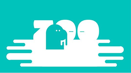 圣彼得堡的新动物园形象设计-标志帝国