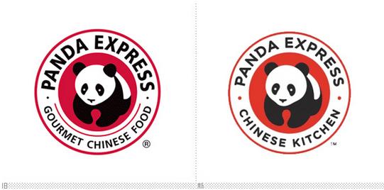 熊猫food的logo设计