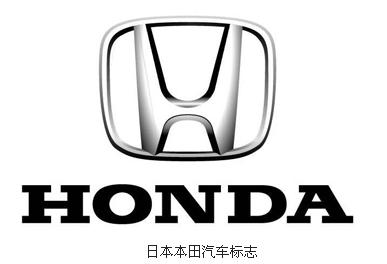 日本本田汽车标志设计分析