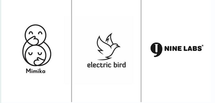 极简logo图案